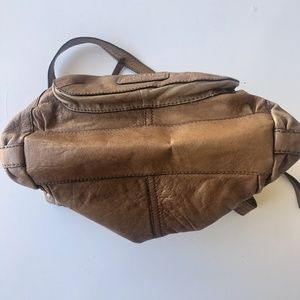 Fossil Bags - Fossil Key  1954 Vintage Key Leather Zip Purse Bag